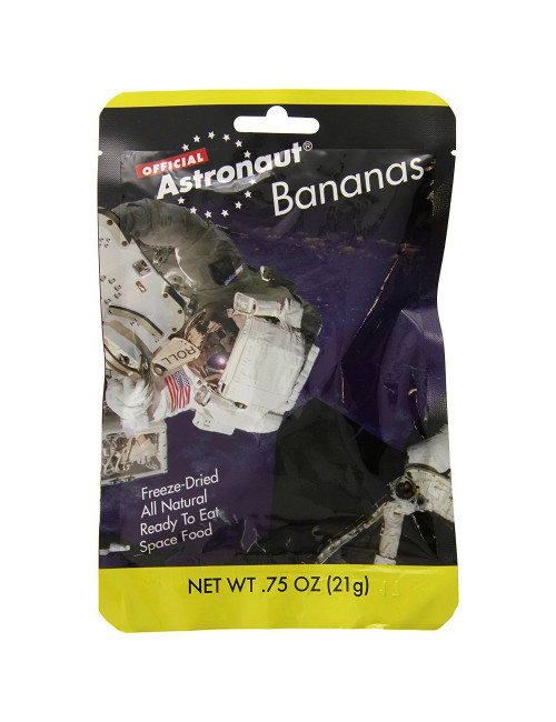 Astronaut Food Banane