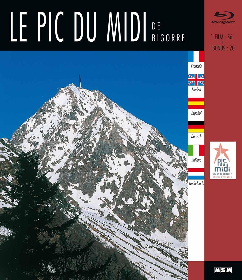 Blu-Ray PIC du MIDI