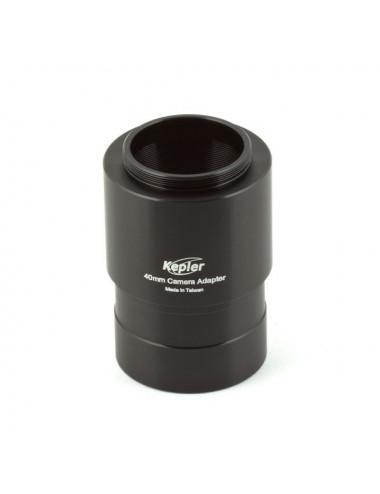 Adaptateur photo M42/50,8 mm Kepler avec allonge 40 mm