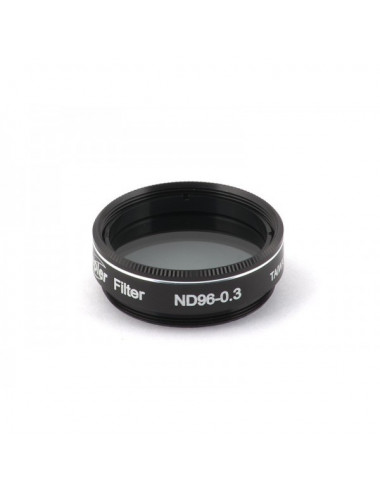Filtre lunaire ND96 neutre 0.9 (13 %) 31,75 mm
