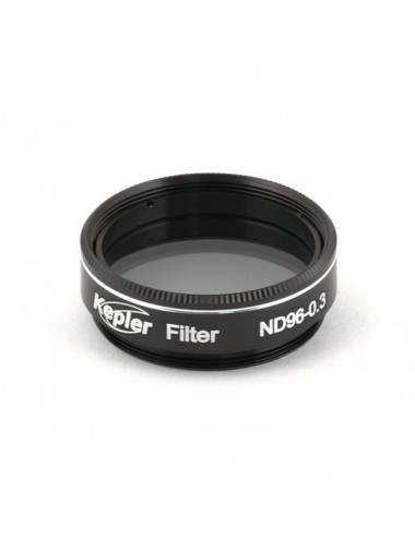 Filtre lunaire ND96 neutre 0.3 (50 %) 31,75 mm