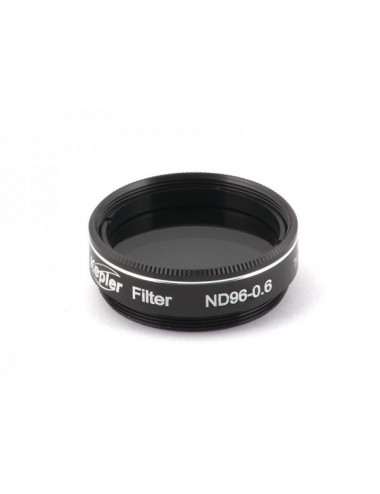 Filtre lunaire ND96 neutre 0.6 (25 %) 31,75 mm