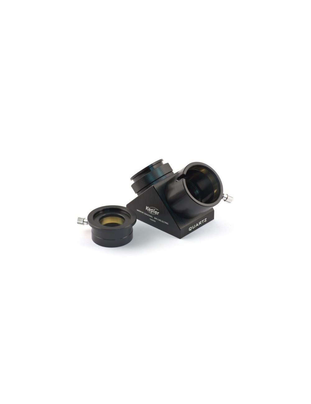 Renvoi coudé 50,8 mm Kepler à miroir Quartz pour SC
