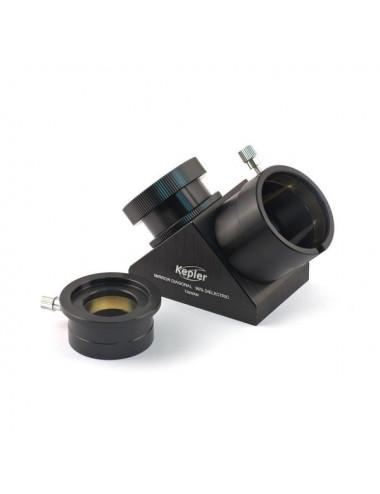 Renvoi coudé 50,8 mm Kepler à miroir dielectrique pour SC