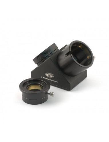 Renvoi coudé 50,8 mm Kepler à miroir pour SCT