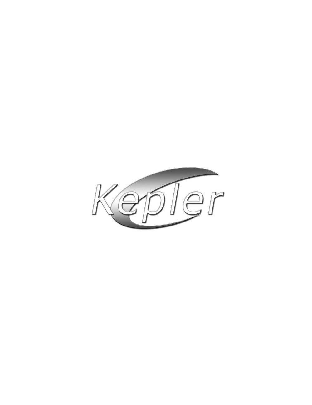 Platine queue d'aronde mâle Kepler type Losmandy 40cm pour télescope 300mm