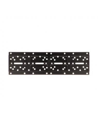 Platine queue d'aronde mâle Kepler 355 mm type Losmandy