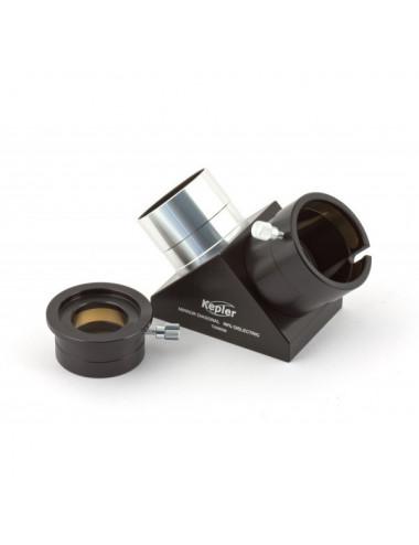 Renvoi coudé Kepler Ø 50,8 mm à miroir diélectrique