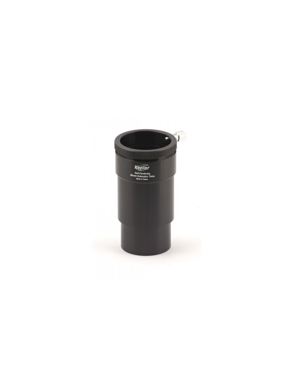 Tube allonge 80mm coulant 50,8mm Kepler GSO serrage Teflon