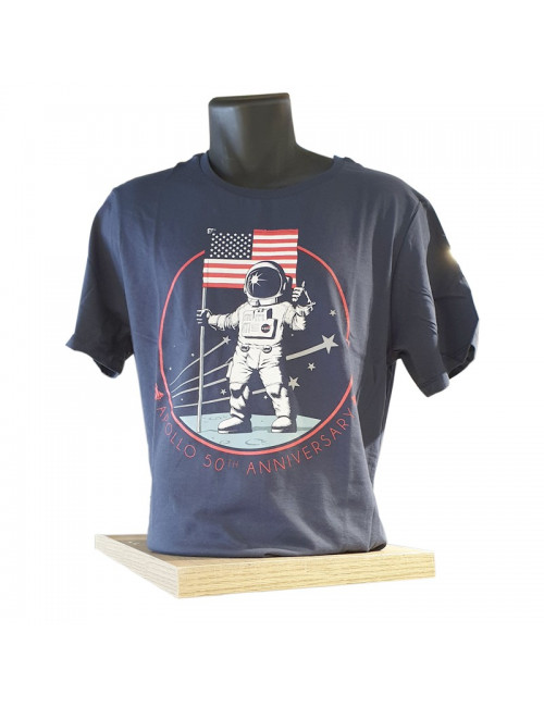 Tee-Shirt Apollo 50 ème Anniversaire - TAILLE M