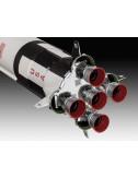 Maquette Fusée SATURN V space rocket 1/96
