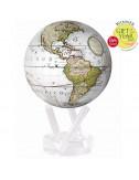 Globe de CASSINI blanc 152 mm