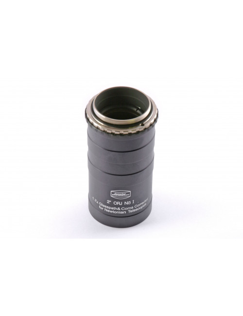 Correcteur Glasspath 50,8 mm 1:1,70 Baader pour Newton avec bague T2