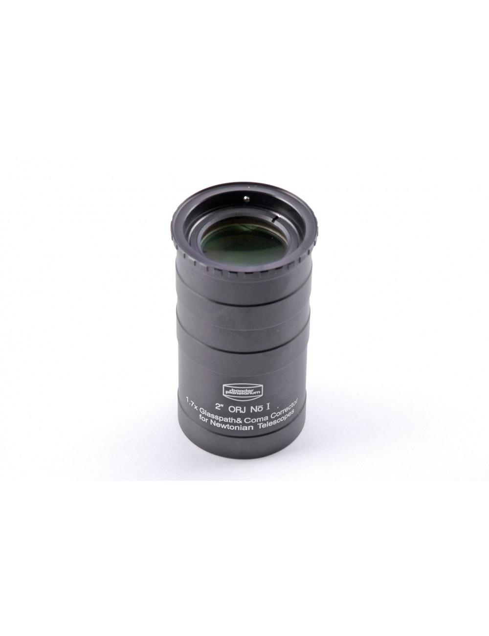 Correcteur Glasspath 50,8 mm 1:1,70 Baader pour Newton