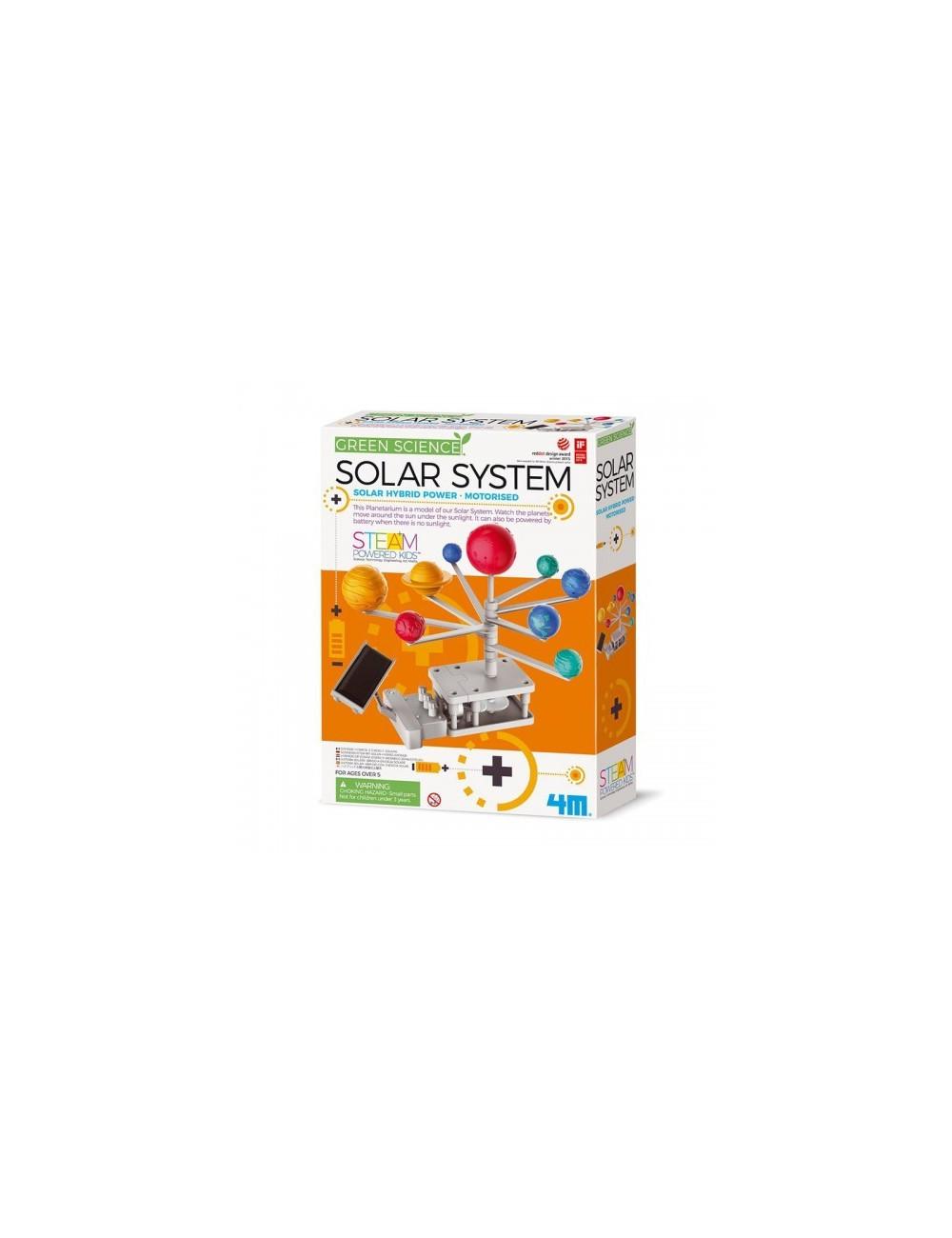 Kit Système Solaire motorisé