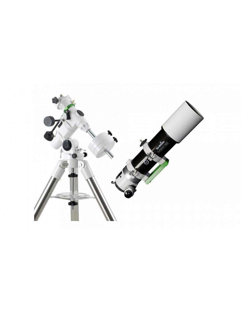 Lunette Sky-Watcher 72ED Black Diamond sur NEQ3-2