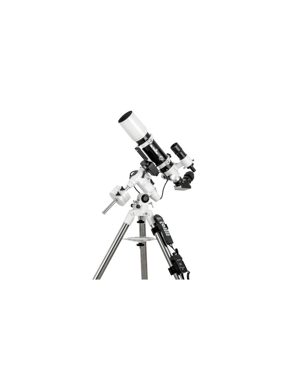 Lunette Sky-Watcher 80ED Black Diamond sur NEQ3-2 Pro Go-To
