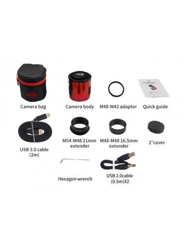 Camera refroidie monochrome ZWO ASI6200MM-P