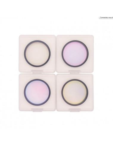 Set de 4 filtres LRGB 50,8mm ZWO