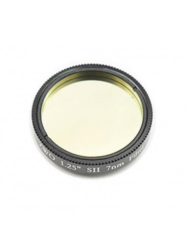 Filtre CCD SII 7nm 50,8mm ZWO
