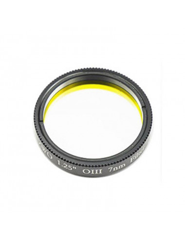 Filtre CCD OIII 7nm 50,8mm ZWO