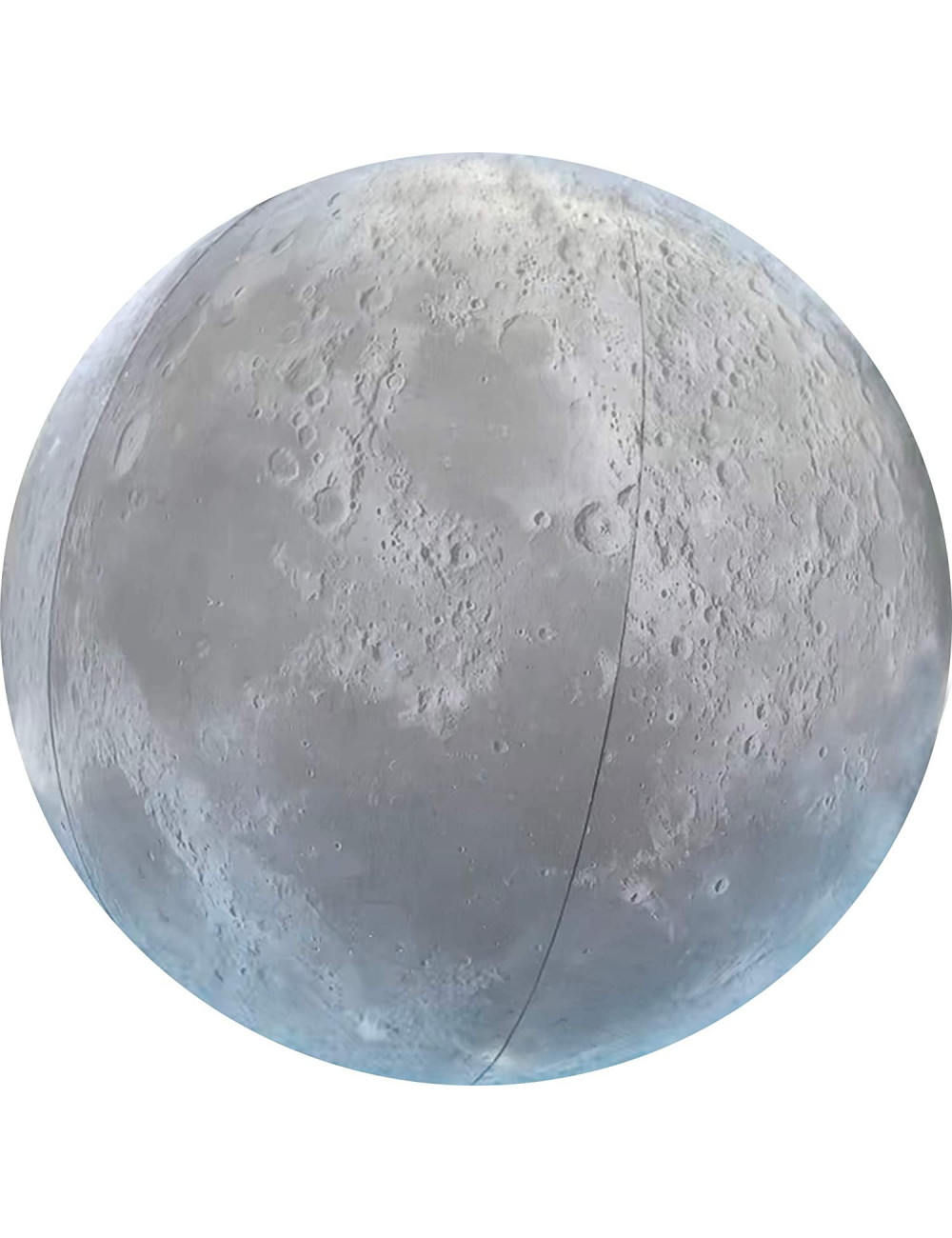 GLOBE gonflable 40 cm Lune