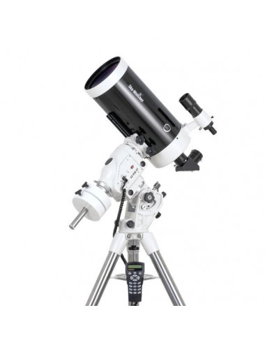 Télescope Sky-Watcher Mak180 Black Diamond sur AZEQ6 Pro Go-To