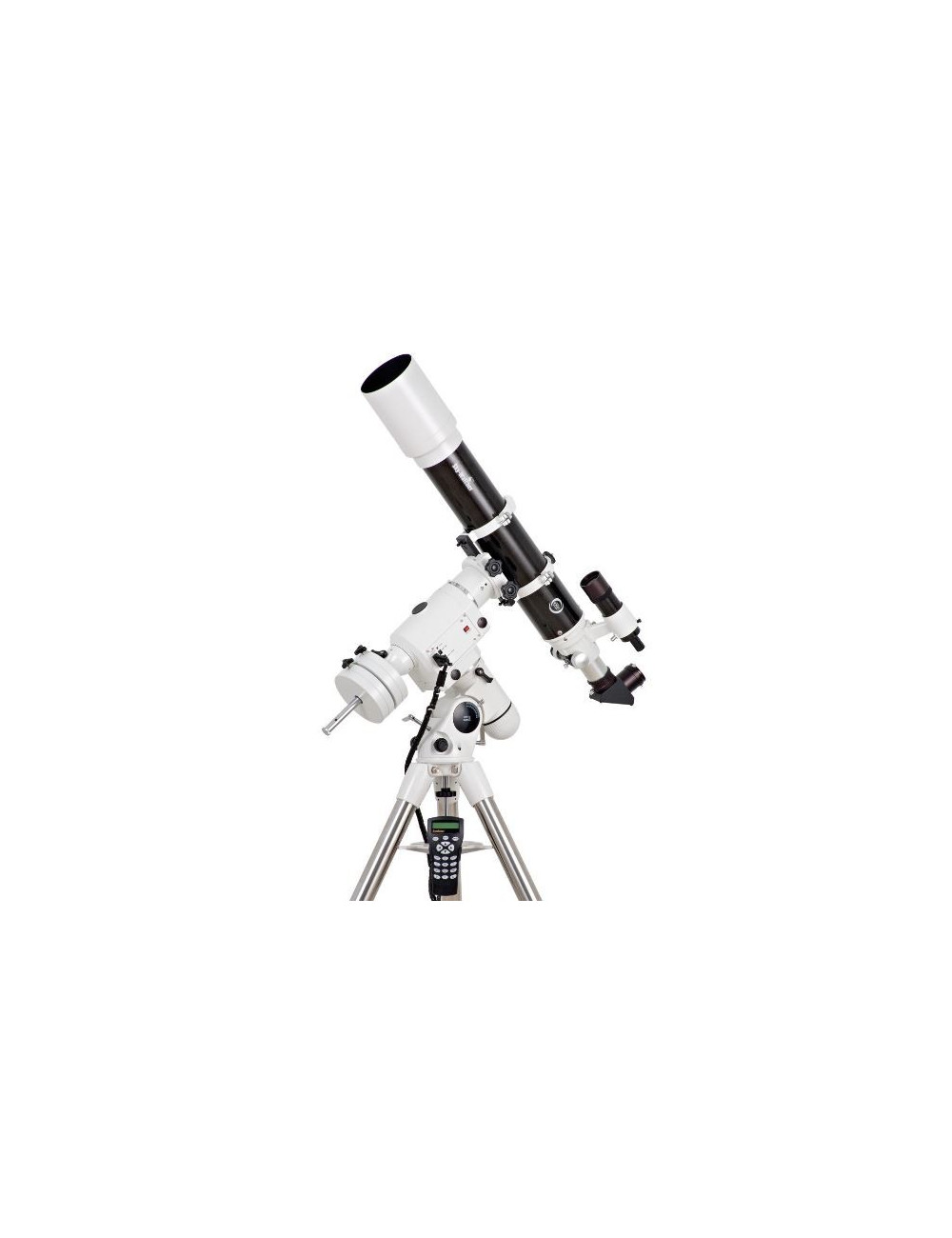 Lunette Sky-Watcher 120ED Black Diamond sur NEQ6 Pro Go-To