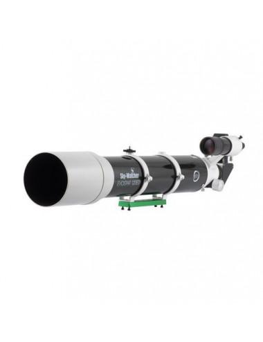 Lunette Sky-Watcher 120ED Black Diamond sur EQ6-R Pro Go-To