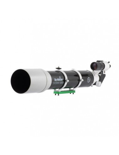 Lunette Sky-Watcher 120ED Black Diamond sur AZEQ6 Pro Go-To