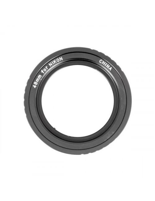 Bague T grand champ M48 mm Nikon