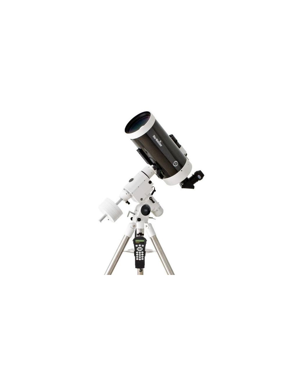 Télescope Sky-Watcher Mak180 Black Diamond sur HEQ5 Pro Go-To