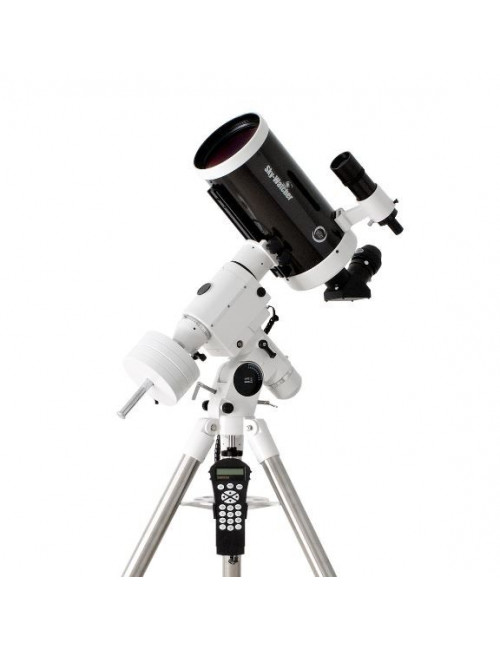 Télescope Sky-Watcher Mak150 Black Diamond sur HEQ5 Pro Go-To
