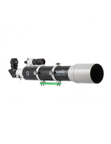 Lunette Sky-Watcher 120ED Black Diamond dual speed