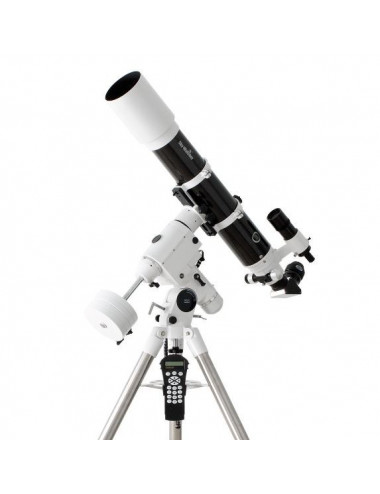 Lunette Sky-Watcher 120ED Black Diamond sur HEQ5 Pro Go-To-To