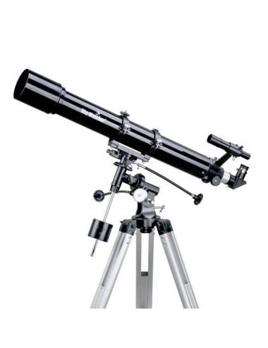 Lunette astronomique 90/900 Sky-Watcher sur équatoriale EQ2