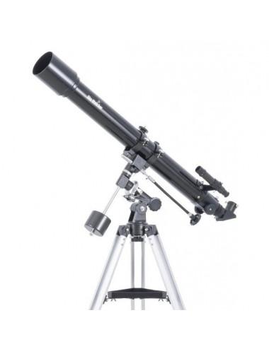 Lunette astronomique 70/900 Sky-Watcher sur équatoriale EQ1