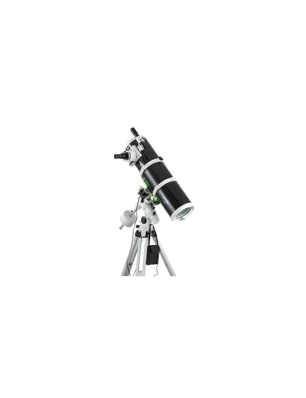 Télescope Sky-Watcher 150/750 sur EQ3-2 motorisée double axe BD