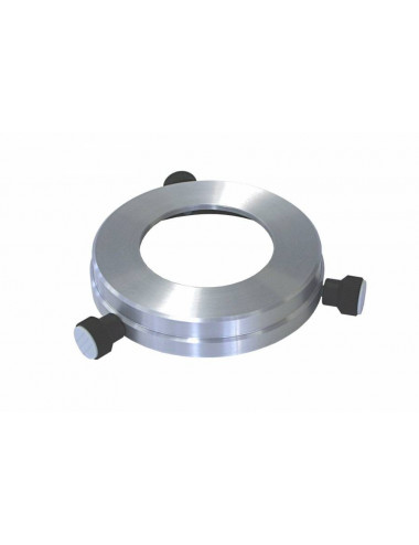 Adaptateur pour filtres solaires LUNT LS50/60FHa pour instrument avec un diamètre extérieur entre 141 et 160mm