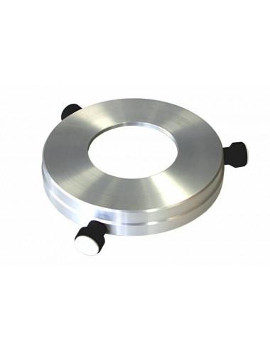 Adaptateur pour filtres solaires LUNT LS50/60FHa pour instrument avec un diamètre extérieur entre 161 et 180mm