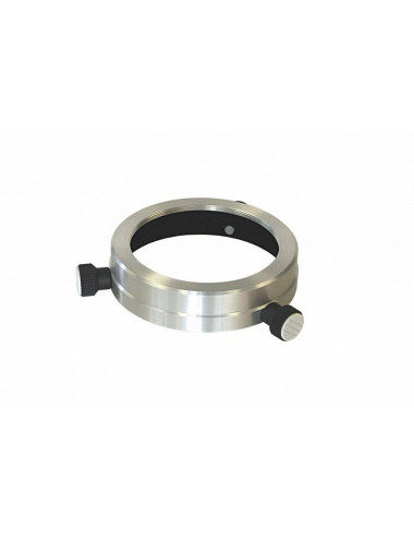 Adaptateur pour filtres solaires LUNT LS100FHa pour instrument avec un diamètre extérieur entre 101 et 120mm