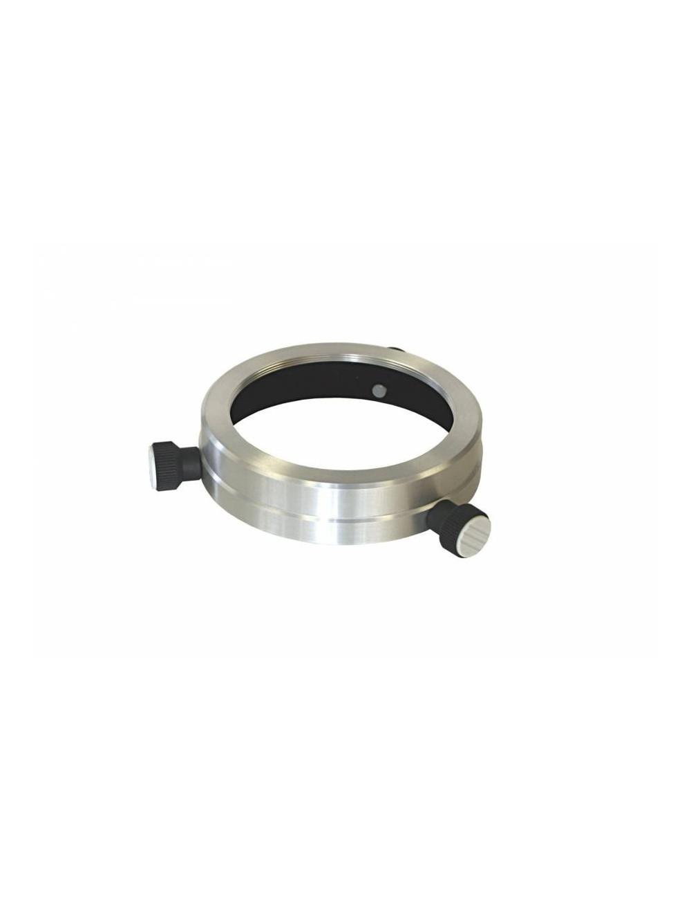 Adaptateur pour filtres solaires LUNT LS100FHa pour instrument avec un diamètre extérieur entre 121 et 140mm