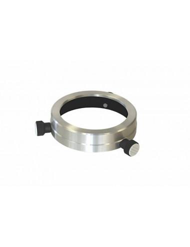 Adaptateur pour filtres solaires LUNT LS100FHa pour instrument avec un diamètre extérieur entre 161 et 180mm