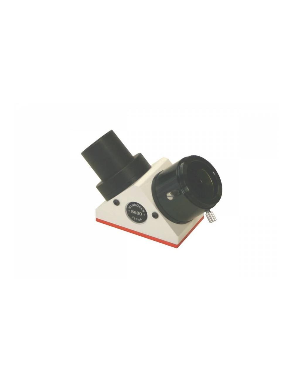 Filtre bloquant B600d1 LUNT dans renvoi coudé 31,75mm