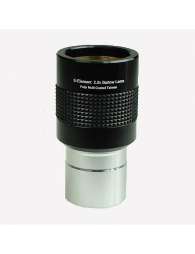 Barlow 2,5x apochromatique ED Kepler Ø 31,75mm