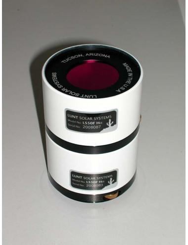 Filtre solaire Double Stack Lunt LS50FHa H-Alpha