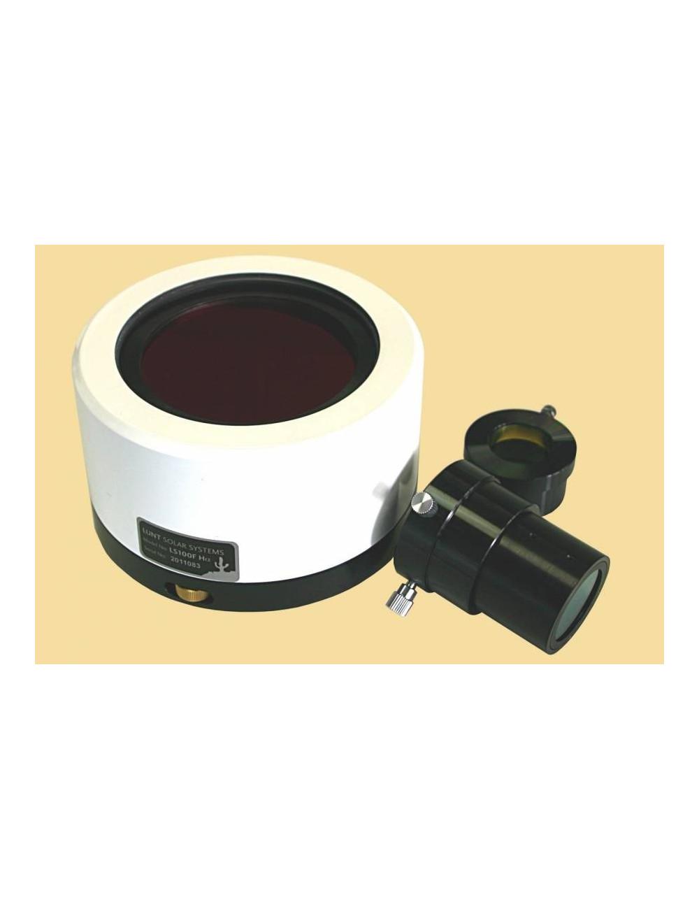 Filtre solaire H-alpha LUNT LS100FHa/B3400
