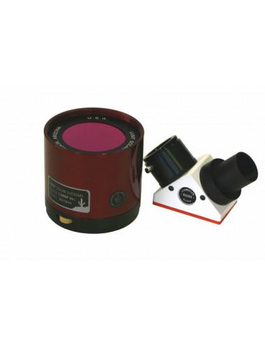 Filtre solaire H-alpha LUNT LS60FHa/B600d1