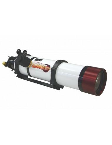 Lunette H-Alpha Lunt 100mm Feather-Touch sans filtre de blocage