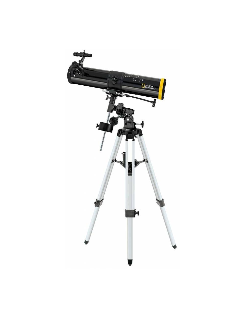 Télescope équatorial 76/700 National Geographic